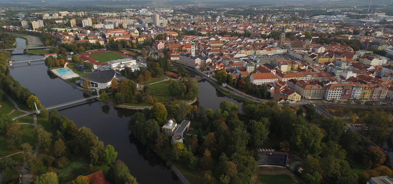 TOP 5 viewpoints on the Vltava river path