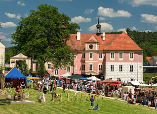Mitrowicz Castle in a hint of history