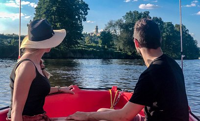 Romantic weekend on the Vltava Trail